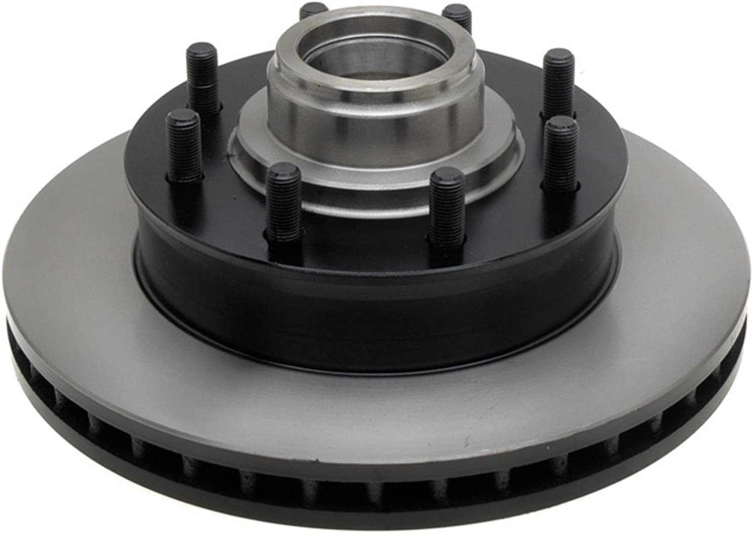 B000C9DXJ4 ACDelco 18A507 Professional Front Disc Brake Rotor and Hub Assembly 71hpMkzi1ML.SL1500_