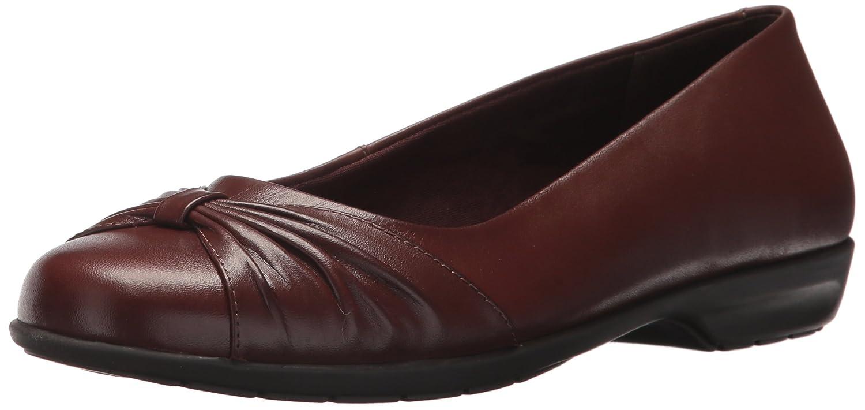 Walking Cradles Women's Fall Loafer Flat B071W7421V 9 N US|Tobacco Leather