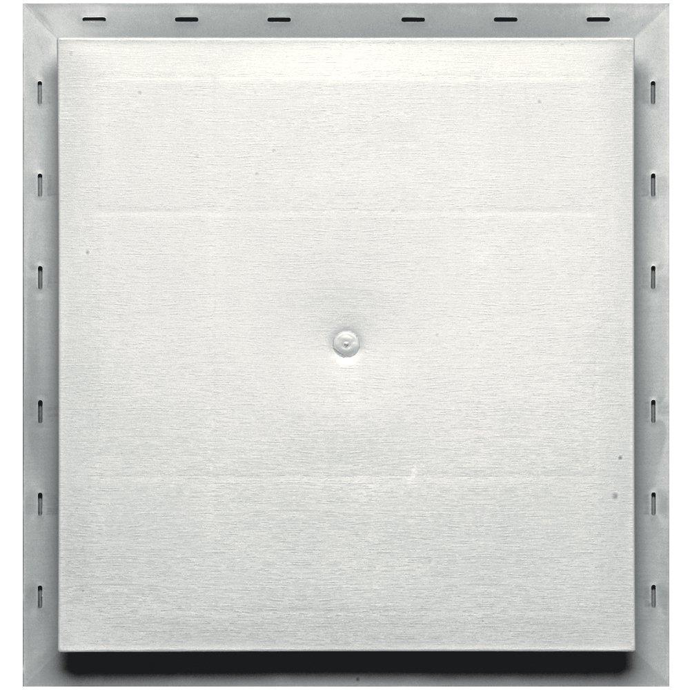 Builders Edge 130010005123 Meter Base White