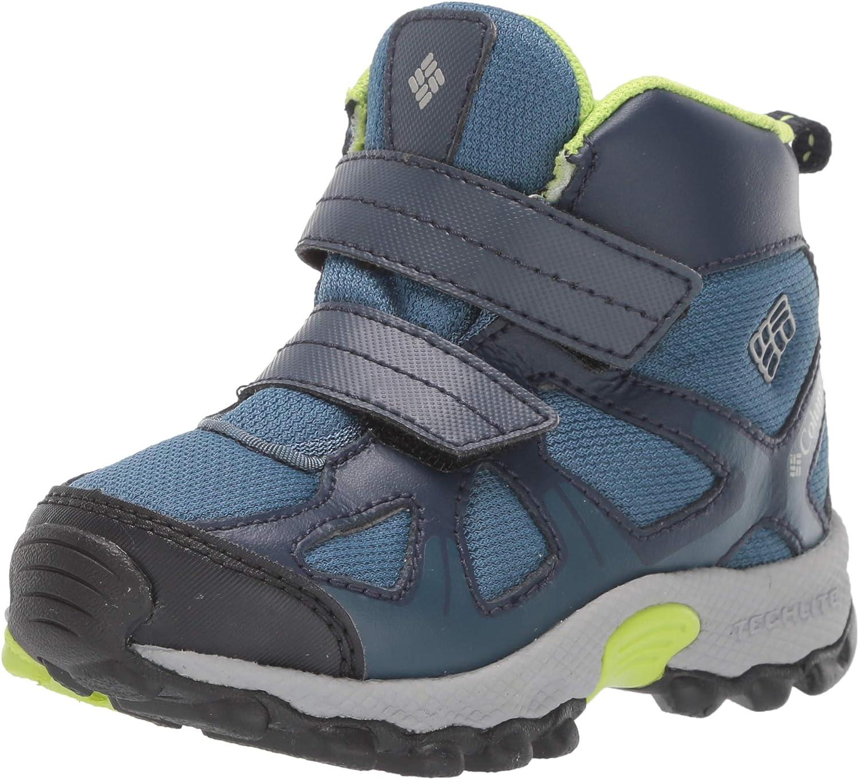 Columbia Kids' Childrens Peakfreak XCRSN Mid Waterproof Hiking Shoe