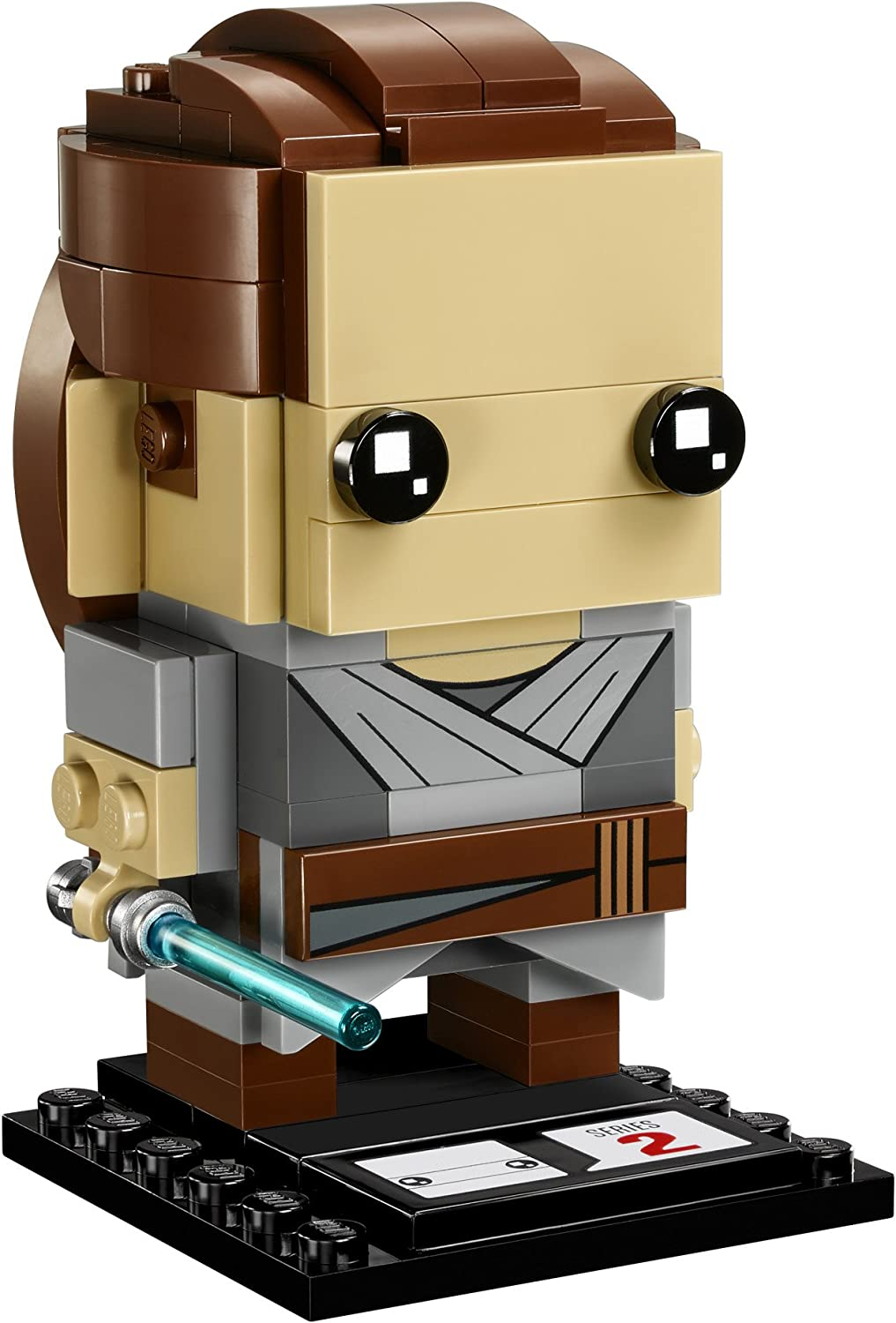 LEGO BrickHeadz Rey 41602 Building Kit (119 Piece)