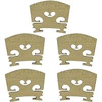 PsmGoods - Juego de 5 puentes para violín