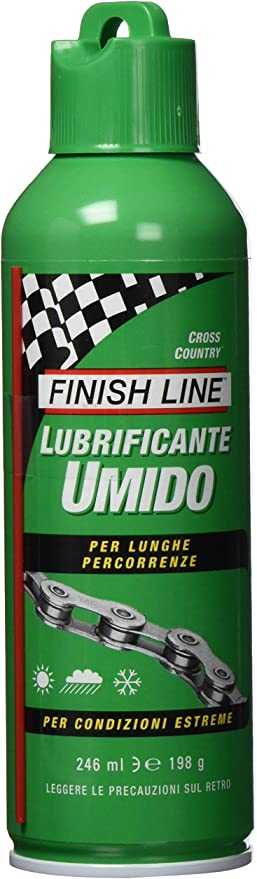 Finish Line Cross Country, Lubricante para bicicleta: Amazon.es ...