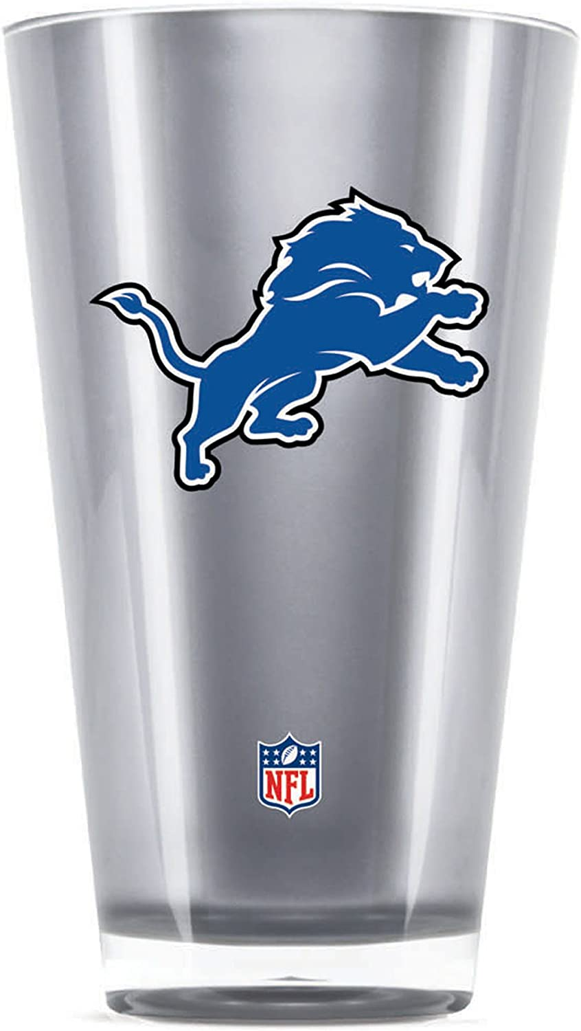 NFL Detroit Lions 20oz Insulated Acrylic Tumbler