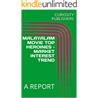 MALAYALAM MOVIE TOP HEROINES – MARKET INTEREST TREND: A REPORT