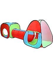 Inside Out Toys 9U-SQDR-YKFR-1 Childrens Play Tent