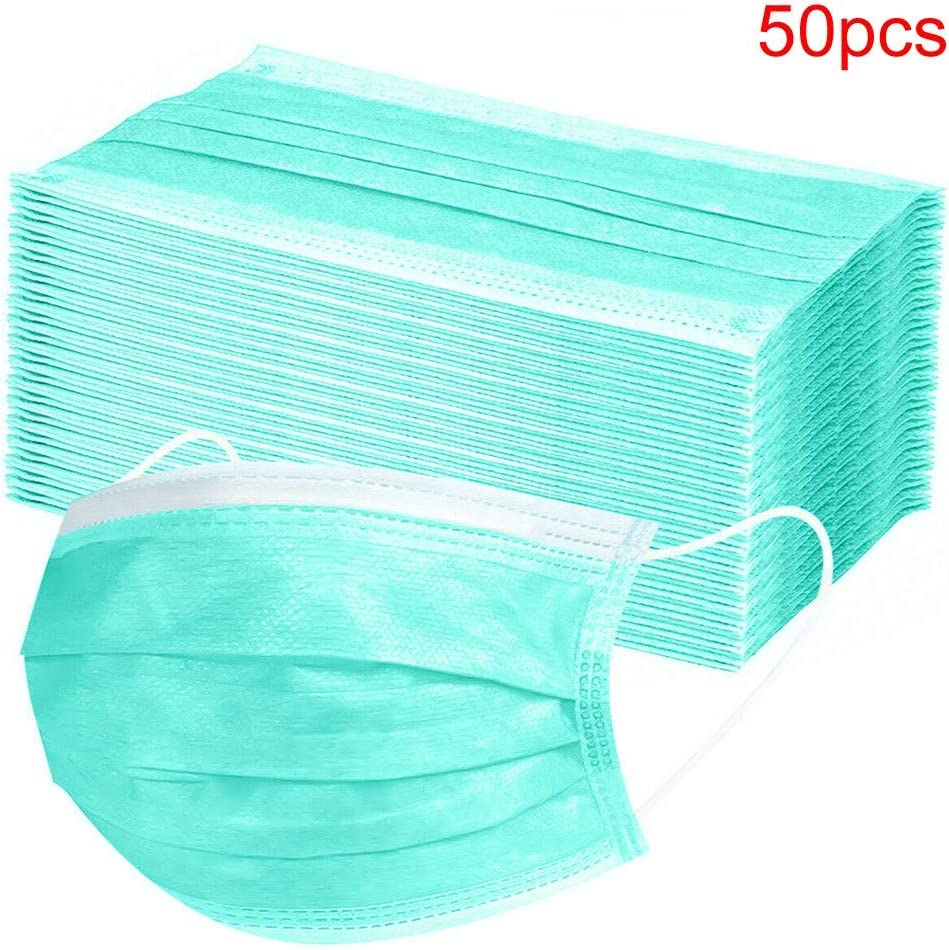 Time COVER Disposable Safety Face Dust-proof