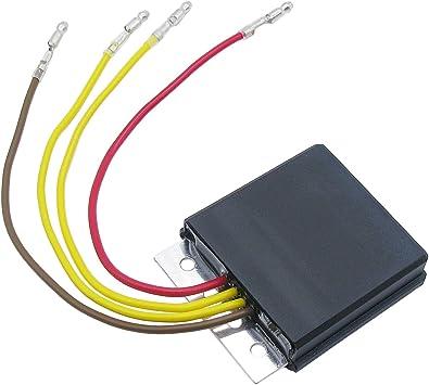 Voltage Rectifier Regulator For Polaris ATV Scrambler Magnum 500 4060173 2203636