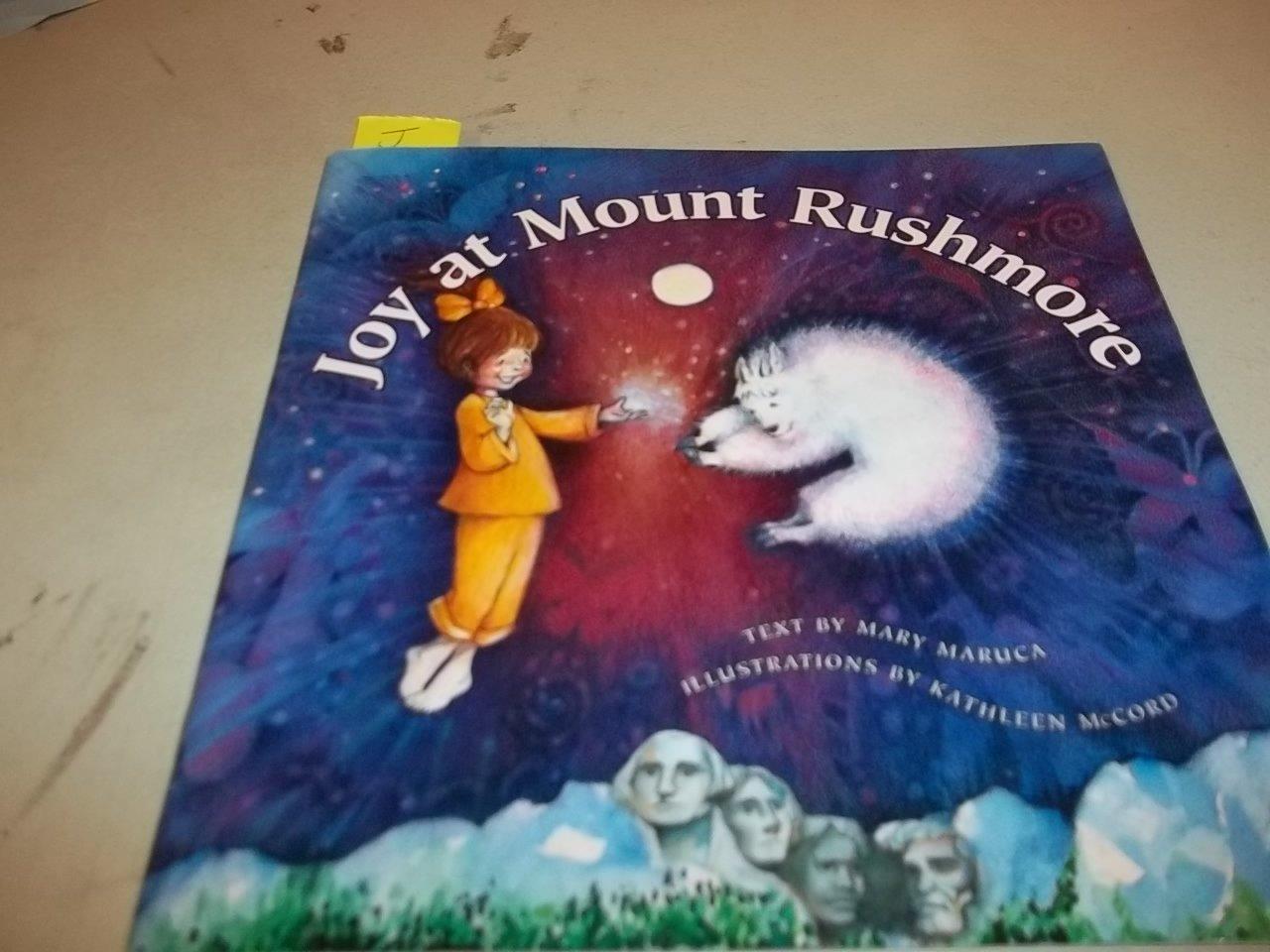 Joy at Mount Rushmore pdf