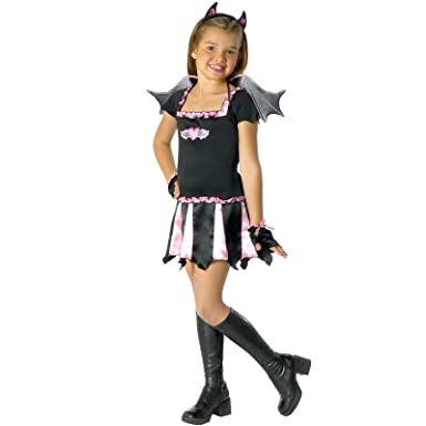 Sweetheart Bat Costume (Girl - Child Large 12-14)  sc 1 st  Amazon.com : girl bat costumes  - Germanpascual.Com