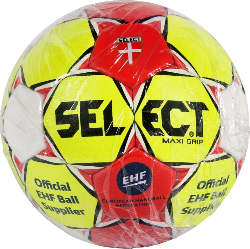 SELECT Maxi Grip Balón de Balonmano, Unisex Adulto: Amazon.es ...