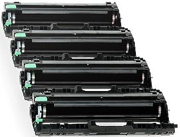 Cartridges Kingdom Set DR-241CL Tambor Compatible con Brother DCP ...