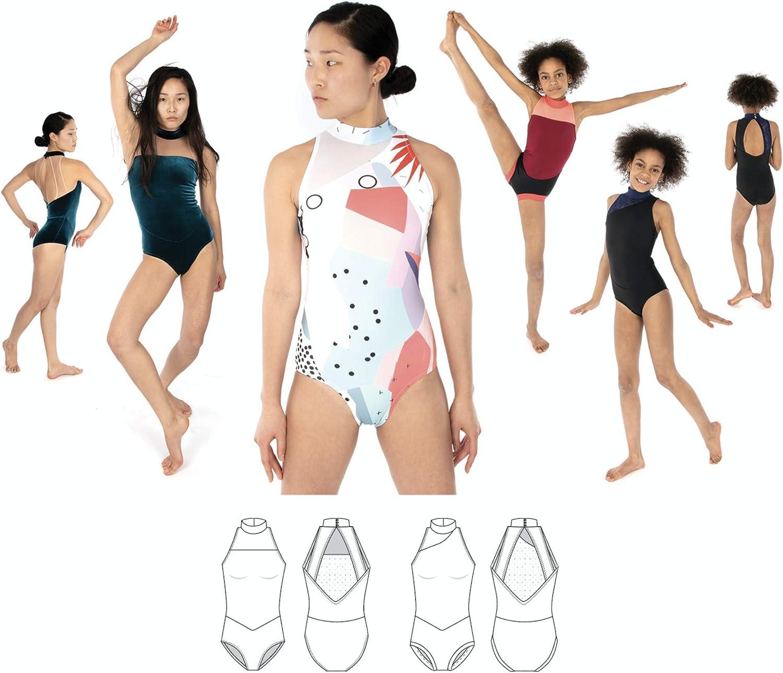 Leggings and Shorts Kwik Sew K2724 Leotards Sewing Pattern