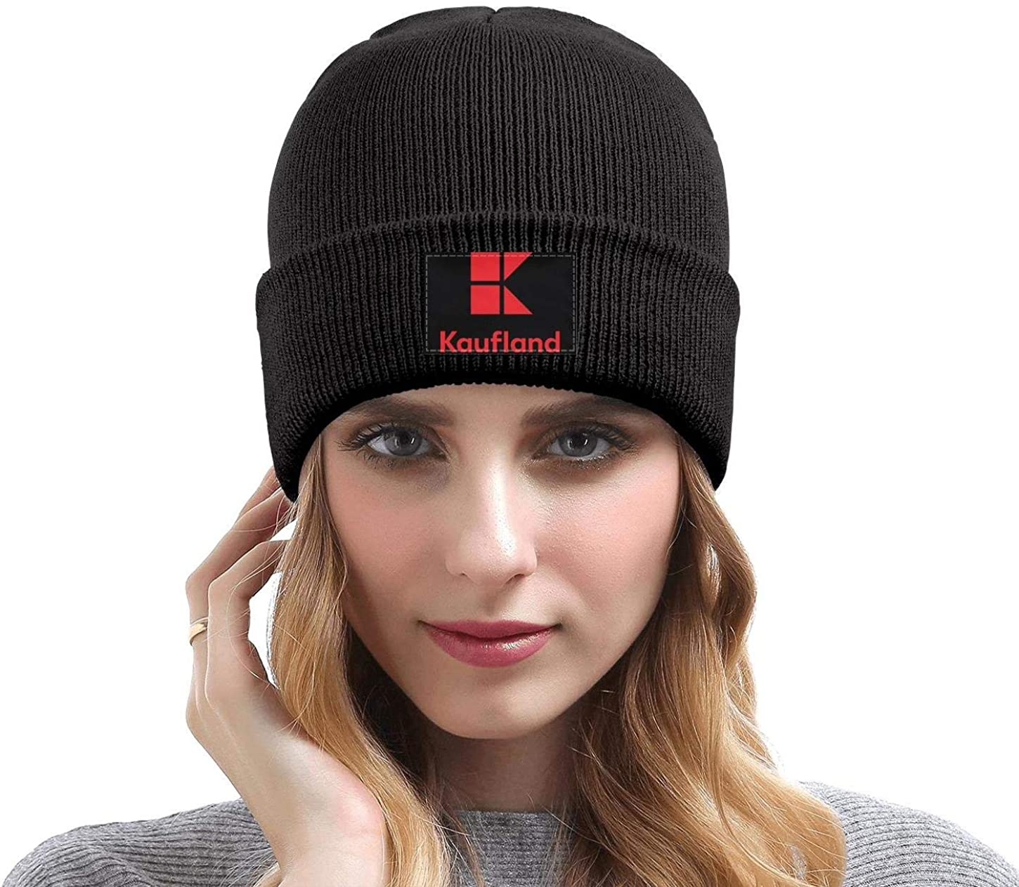 HF12GHFHI Unisex Knit Hat Winter Knit Caps for Mens Womens Beanie Hat