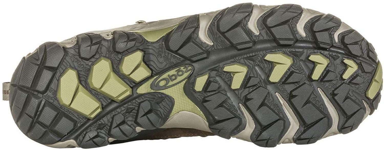 Mens Oboz Bridger Vent Mid B-Dry Hiking Boot