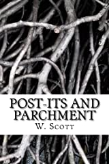 Post-its And Parchment: Bottled Messages Paperback