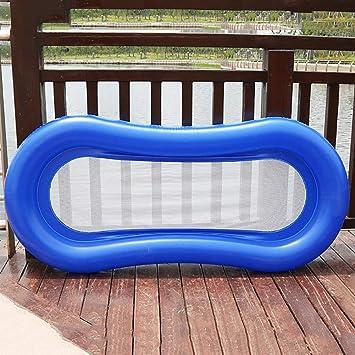 Amazon.com: Cama flotante de agua gigante, super flotante ...