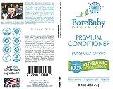 Organic Baby Conditioner with Aloe, Coconut