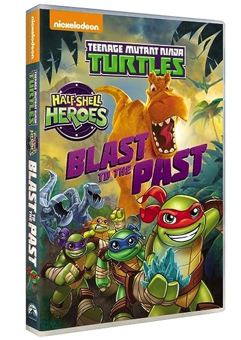 Teenage Mutant Ninja Turtles - Half-Shell Heroes Italia DVD ...
