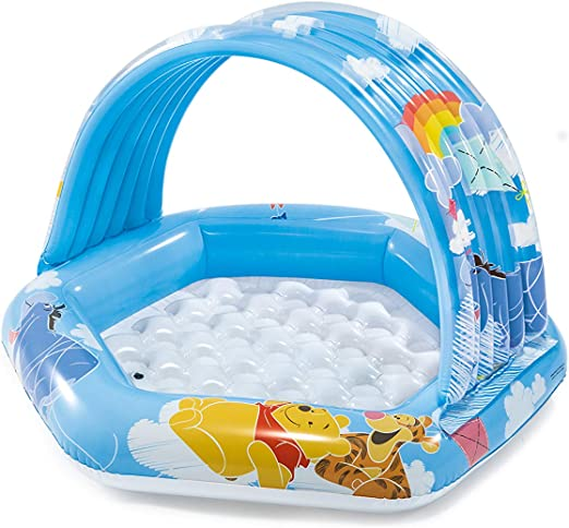 Intex 58415NP - Piscina infantil Winnie the Pooh: Amazon.es ...