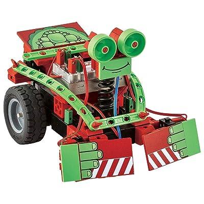 Fischertechnik Mini Bots Building Kit: Toys & Games