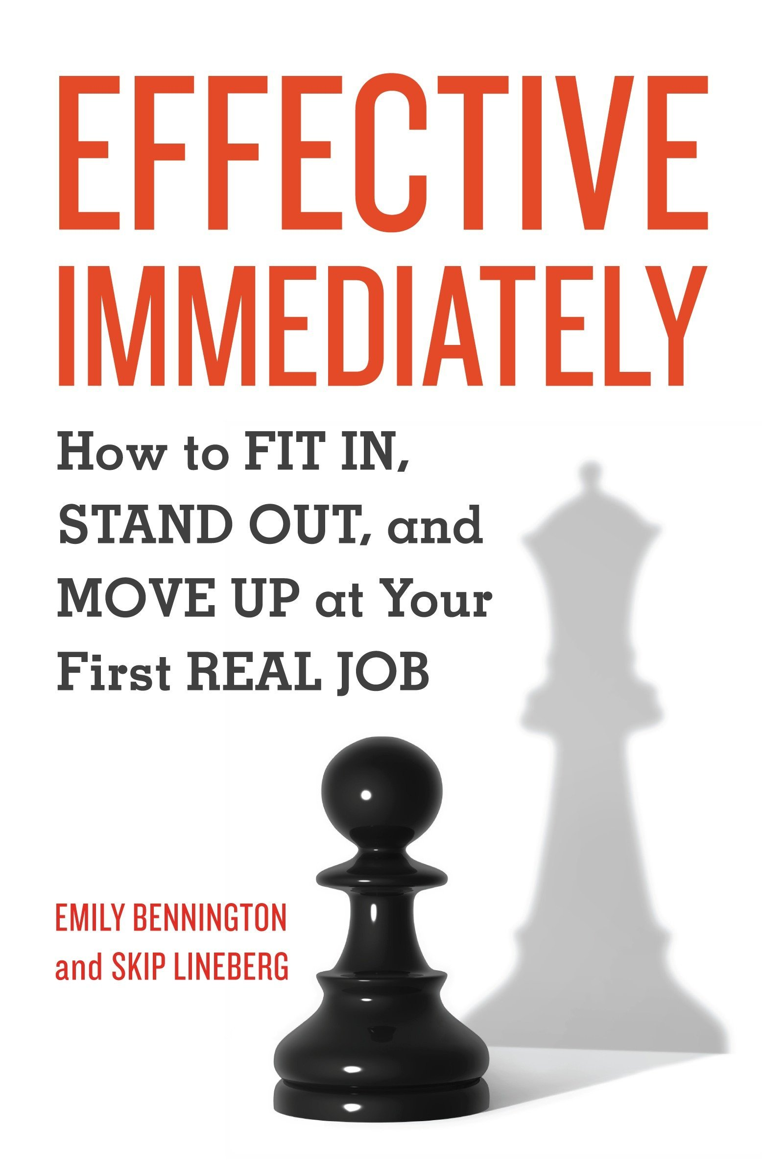 amazon effective immediately how to fit in stand out and move