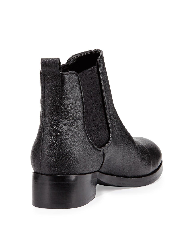 Cole Ii Haan Women's Landsman Bootie Ii Cole Ankle Boot B074N9SB1V 7.5 B(M) US|Black Leather/Black Gore 617e7b