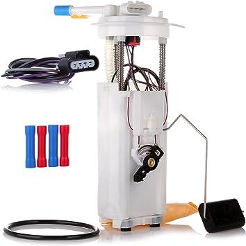 Electric Fuel Pump Module Assembly fit for Chevrolet Chevy Venture Pontiac Montana 2002 2003 2004 2005 V6 3.4L OEM E3552M