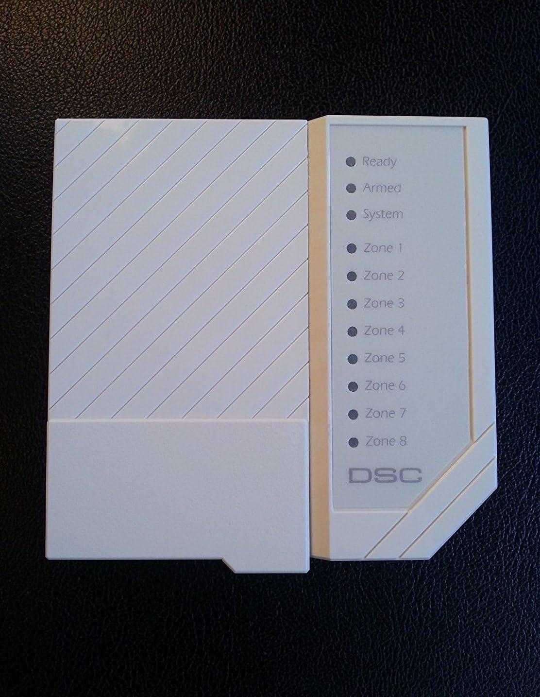 DSC Sistema de alarma de seguridad - Teclado LED PC1555
