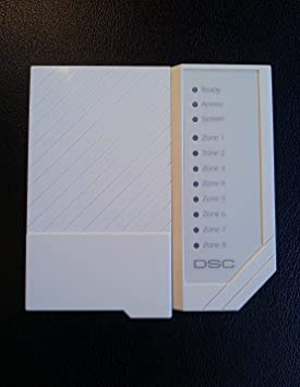 Sistema de Alarma de Seguridad DSC - PC1555 LED Teclado ...