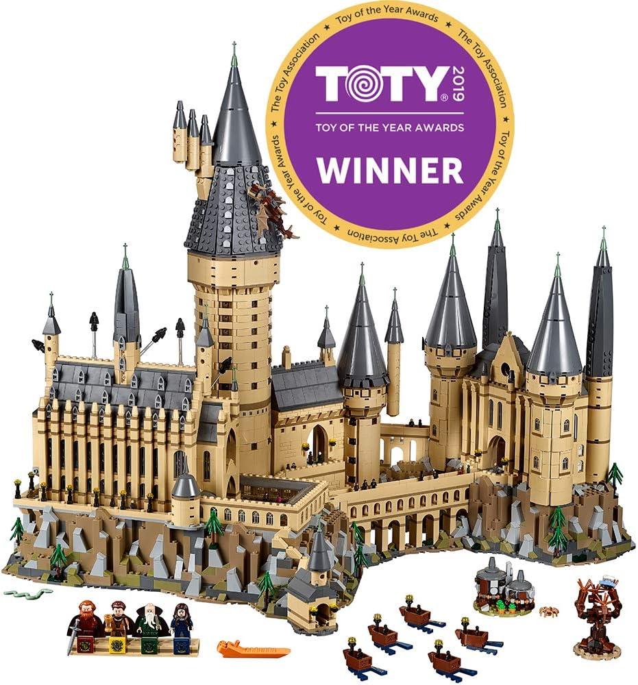 Lego Harry Potter Hogwarts Castle 71043 Building Kit 6020 Piece Building Sets Amazon Canada