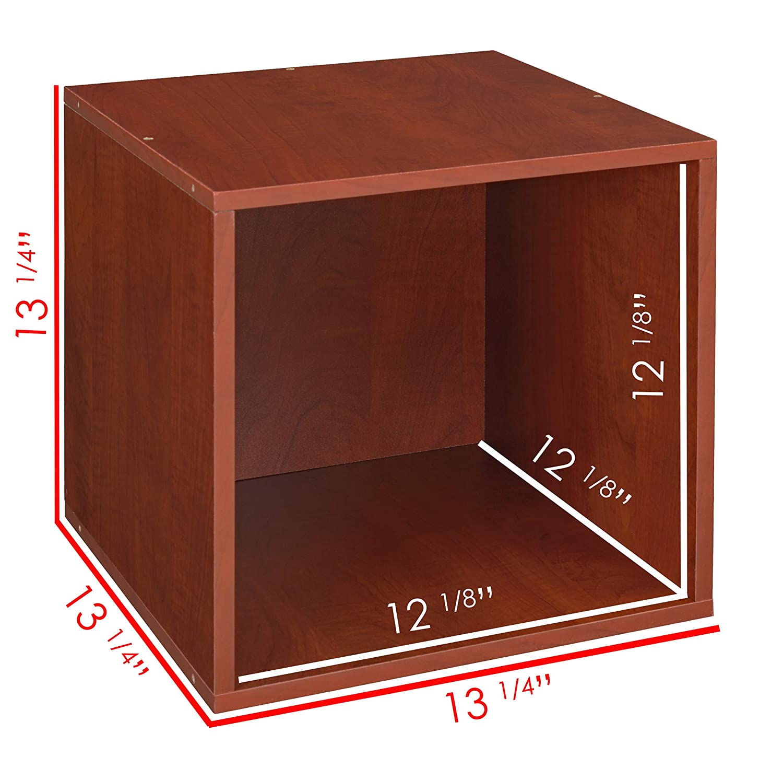 Cubo Modular Storage Cube- Cherry