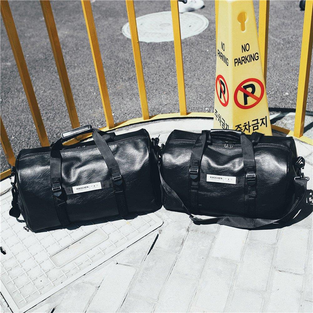 ManlinG7* Borsa da Viaggio Grande per Bagaglio Pieghevole Impermeabile Tracolla Imbottito Morbido in Aereo Auto Treno per Campeggio Palestra Airport