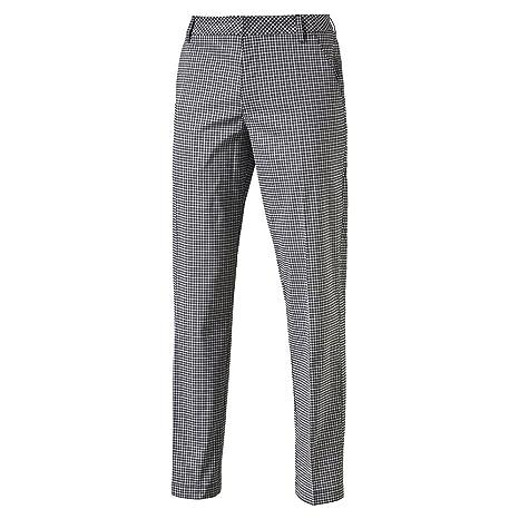 5d5b7859fb05 Amazon.com   PUMA Golf Men s Plaid Tech Pants