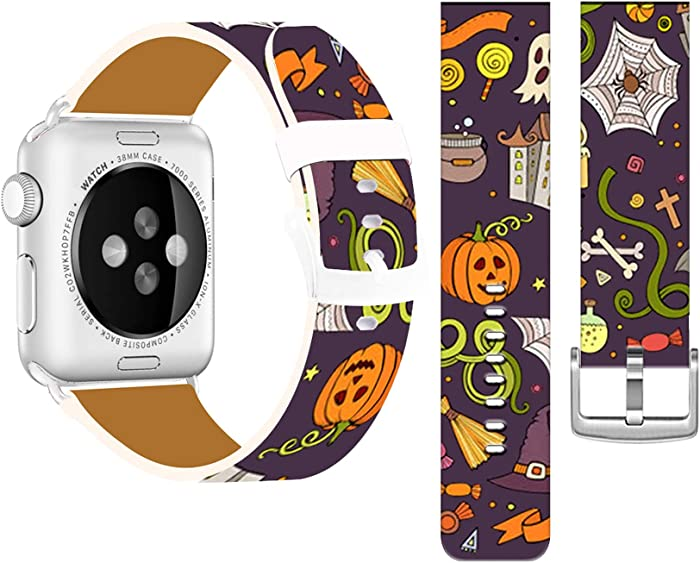 The Best Halloween Apple Watch Band 38Mm