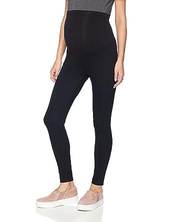 6ba5eac86b13b Motherhood Maternity Women's Maternity Full Length Secret Fit Belly Leggings  at Amazon Women's Clothing store: