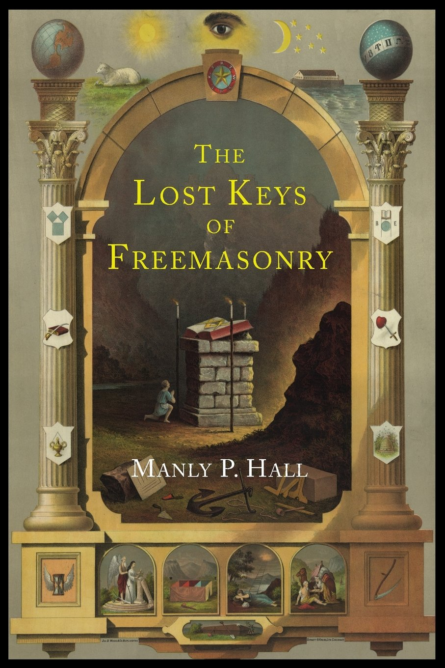 The lost keys of freemasonry the legend of hiram abiff manly p the lost keys of freemasonry the legend of hiram abiff manly p hall 9781614274476 amazon books fandeluxe Choice Image