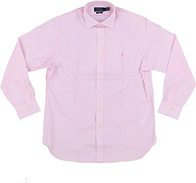 Polo Ralph Lauren Mens Easy Care Dress Shirt