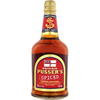 Pussers Spiced Rum, 70 cl