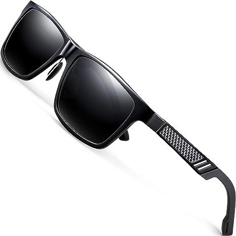 aa61aa12cad0 ATTCL Men s Retro Metal Frame Driving Polarized Sunglasses For Men Women  16560black-gray  Amazon.ca  Patio