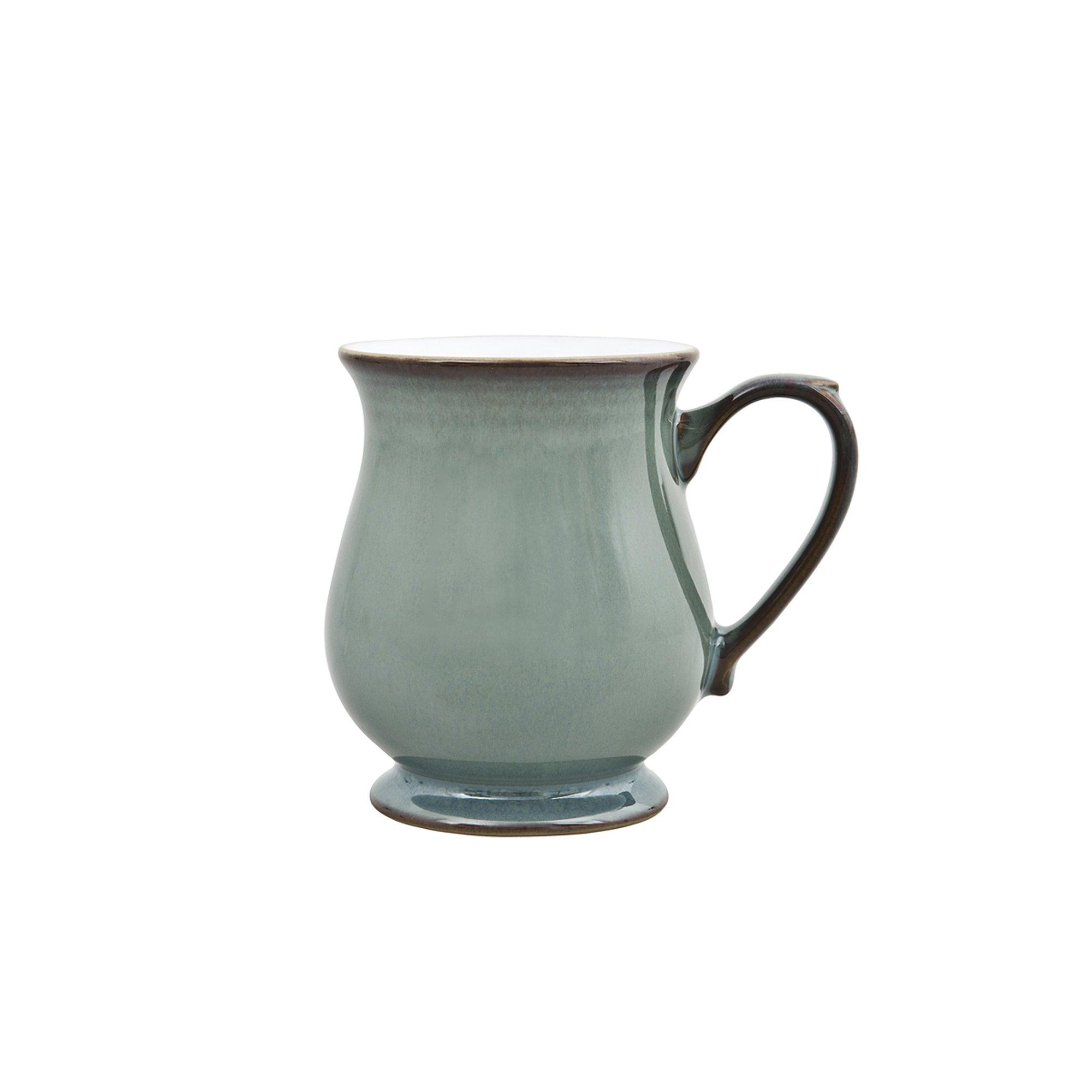 Denby Regency Green Craftsman Mug