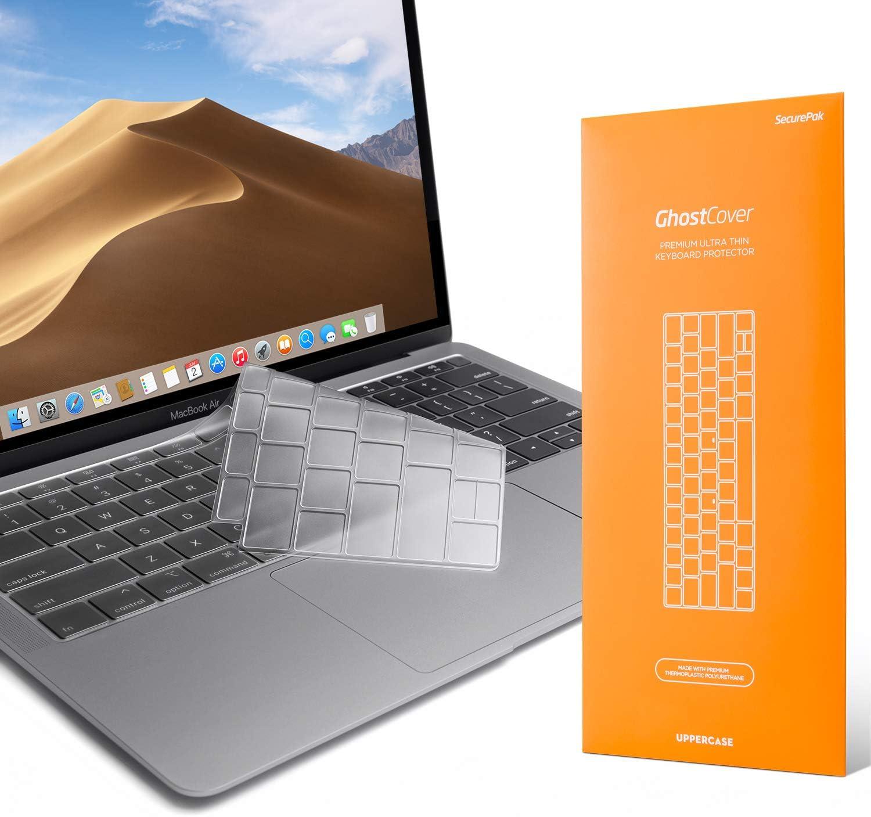 protector de teclado transparente para MacBook Air 2018-2019