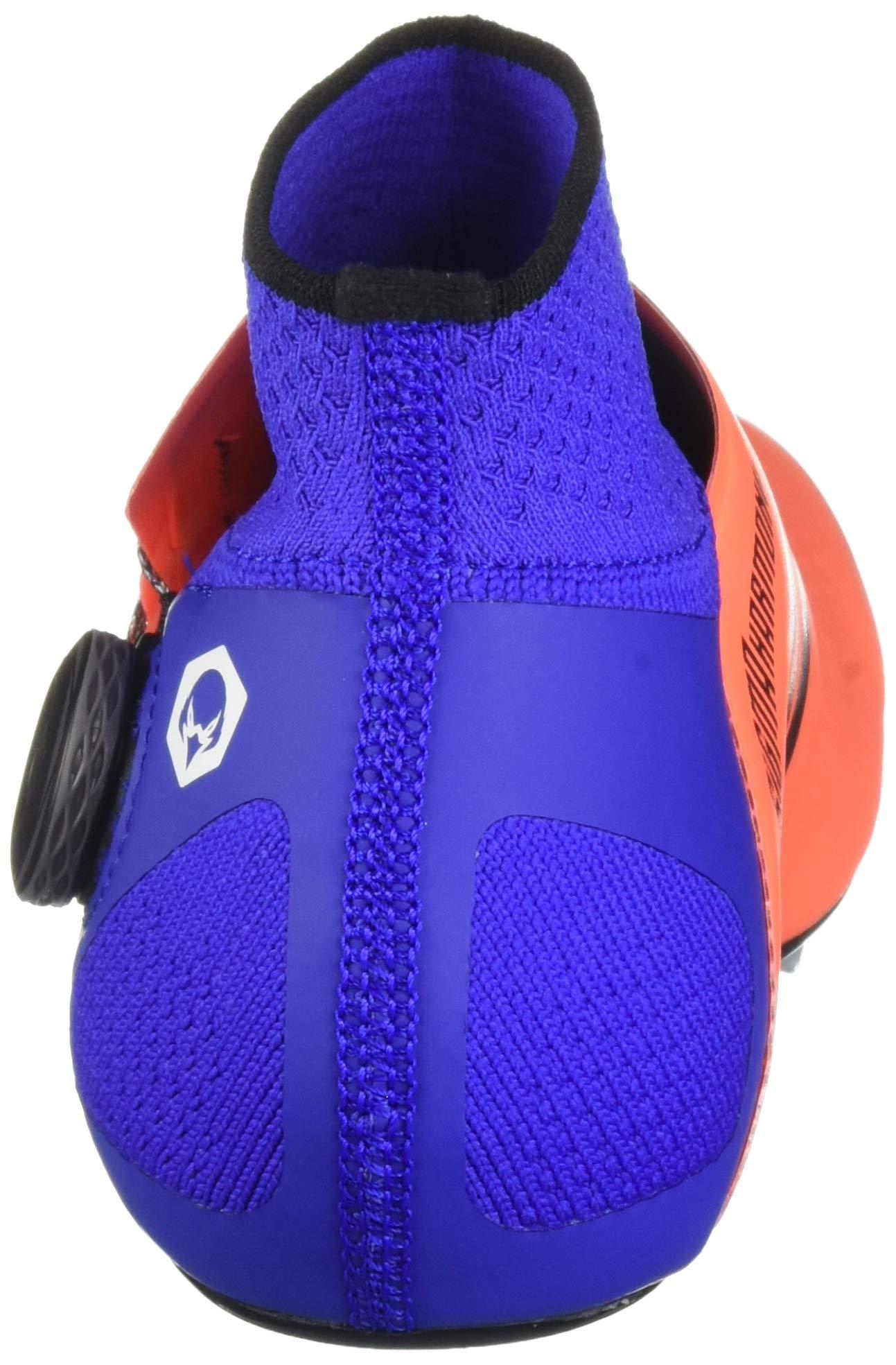 New Balance Men's Sigma Harmony Vazee Track Shoe Dark Mango/uv Blue 5 D US by New Balance (Image #2)