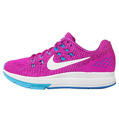 competitive price c0ae3 0bc17 Nike Women s Wmns Air Zoom Structure 19, HYPER VIOLET WHITE-GAMMA BLUE-