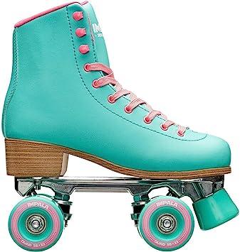 Rose Gold Quad Roller SkatesVegan Impala WomensMarwa Size: 7
