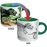 PG 陶瓷马克杯咖啡杯白色经典咖啡杯马克杯 style27 绿色/白色 标准