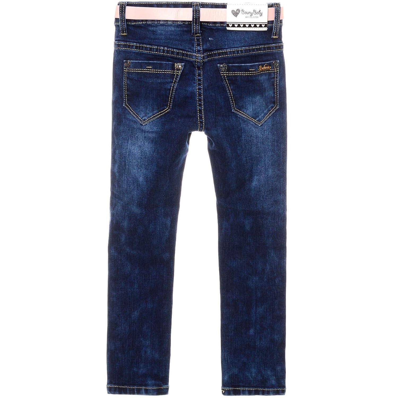 BEZLIT M/ädchen Jeans Hose Stretch R/öhre 21382