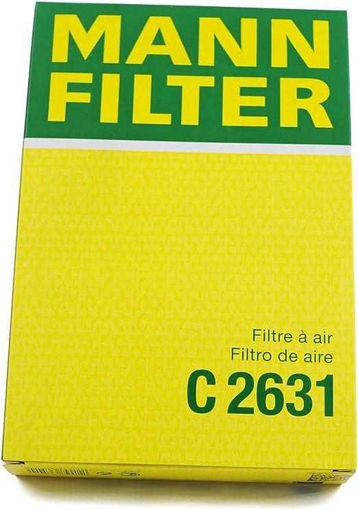 MANN-FILTER Luftfilter C 25 016 für KIA HYUNDAI