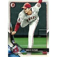 2018 Bowman Baseball #49 Shohei Ohtani Rookie Card photo