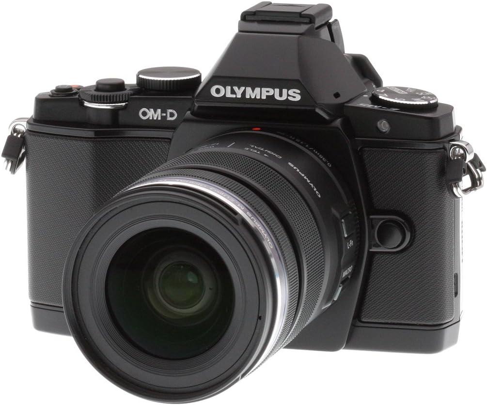 Olympus OM-D EM-5 - Cámara réflex Digital de 12 MP (Pantalla de 3 ...